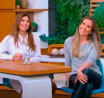 Dra. Flávia Addor fala sobre queda de cabelo no programa Bem Estar
