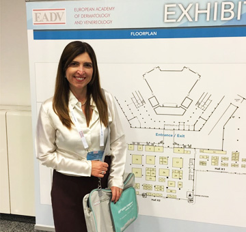Dra. Flávia Addor participa de congresso na Europa