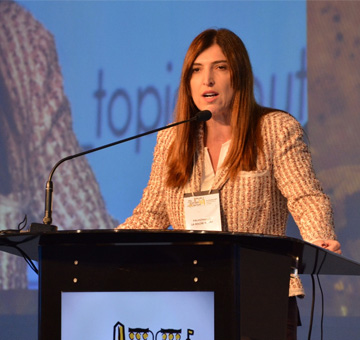 Dra. Flávia Addor palestra no Congresso Brasileiro de Cirurgia Dermatológica