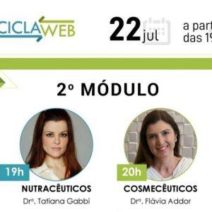 Participação como palestrante nesta iniciativa da Sociedade Brasileira de Dermatologia-SP